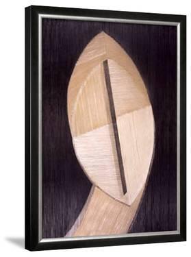 Masque Aborigaine III by Marine Guillemot
