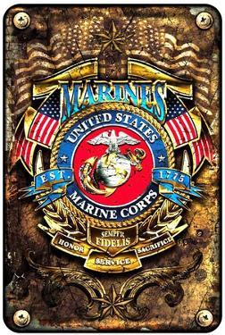 Marines Est. 1775