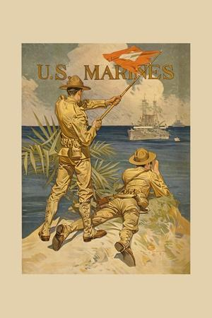 https://imgc.allpostersimages.com/img/posters/marines-signaling-from-shore-to-ships-at-sea_u-L-Q1I3EP80.jpg?artPerspective=n