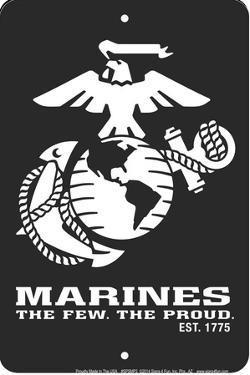 Marines the Few
