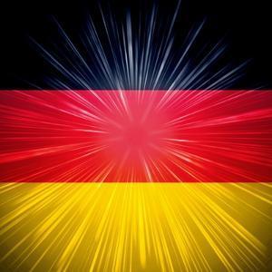 German Flag by marinini
