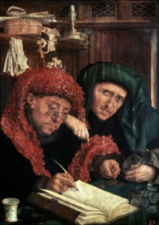 The Tax Collectors, Between 1490 and 1567
