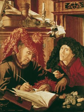 Two Tax Gatherers, c.1540