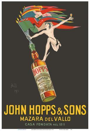 John Hopps & Sons Marsala Wine - Mazara del Vallo, Italy