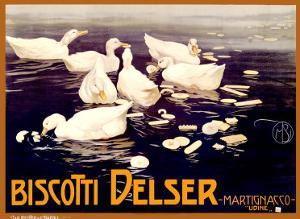 Biscotti Delser by Mario Borgoni