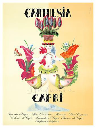 Carthusia Perfumes / Capri