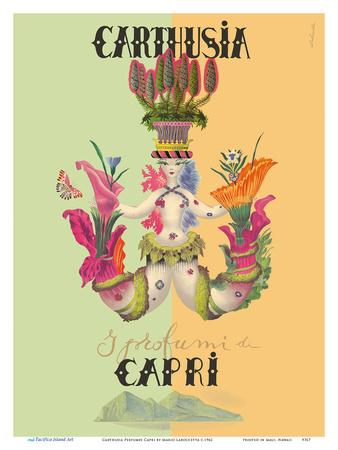 Mermaid of Capri - Carthusia Perfumes