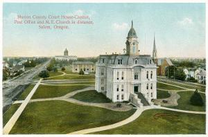 Marion County Courthouse, Salem, Oregon