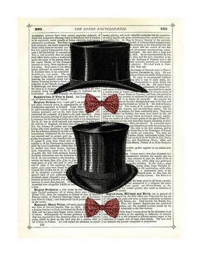 Top Hat & Bow Ties by Marion Mcconaghie