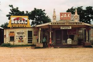 Louisiana: Juke Joint, 1940 by Marion Post Wolcott