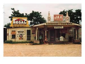 Louisiana: Juke Joint, 1940 by Marion Post Wolcott