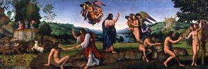 The Creation by Mariotto Albertinelli
