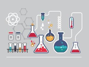 Chemistry Infographic by Marish