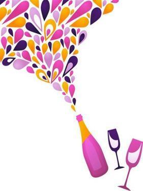 Funky Wine Background by Marish