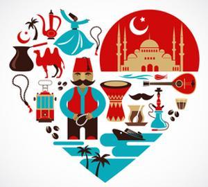 Turkey - Heart by Marish