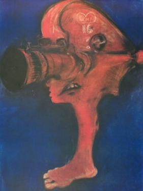 7th New York Film Festival, 1969 by Marisol Escobar