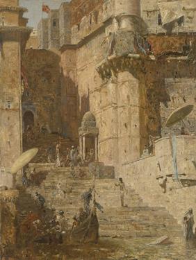 Benares by Marius Bauer