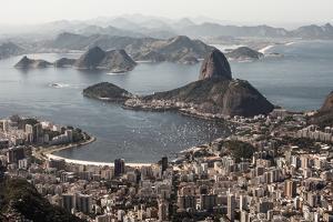 Rio De Janeiro, Brazil by Mariusz Prusaczyk