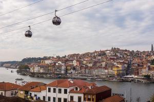 Porto, Portugal by Mark A Johnson