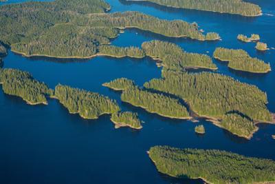 Tongass National Forest, Alexander Archipelago, Southeast Alaska, USA by Mark A Johnson