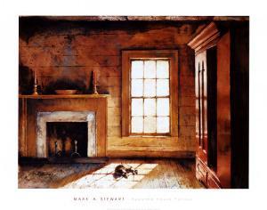 Heyward House Parlour by Mark A^ Stewart