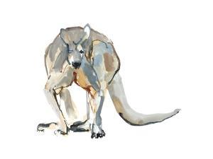 Boxer (Red Kangaroo), 2012 by Mark Adlington