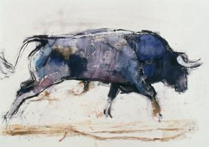 Charging Bull, 1998 by Mark Adlington