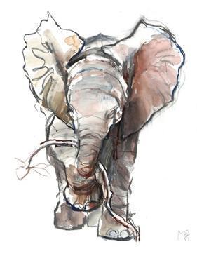 Dumbo, 2018, by Mark Adlington