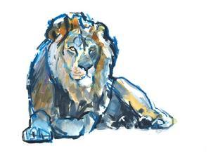 Lion, 2017 by Mark Adlington