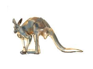 Ochre Dusted, (Red Kangaroo), 2012 by Mark Adlington