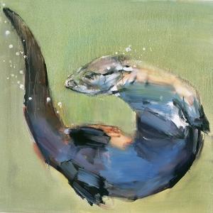 Otter, 2003 by Mark Adlington
