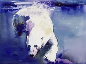 Underwater Bear, 1999 by Mark Adlington