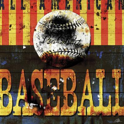 Baseball by Mark Andrew Allen