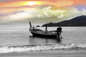 Boat by Mark Ashkenazi