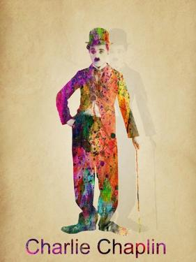 Charlie Chaplin by Mark Ashkenazi