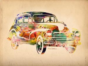 Folsfagen Car 2 by Mark Ashkenazi