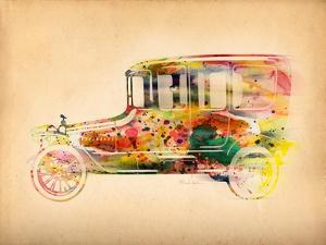 Folsfagen Car 3 by Mark Ashkenazi