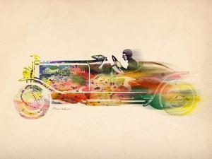 Folsfagen Car 4 by Mark Ashkenazi