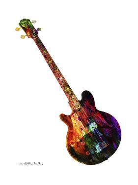 Guitar 10 by Mark Ashkenazi