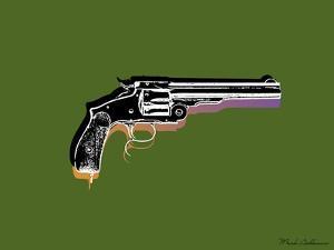 Gun 3 by Mark Ashkenazi