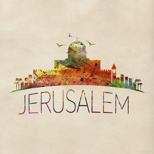 Jerusalem by Mark Ashkenazi
