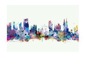 New York Mark 3 by Mark Ashkenazi