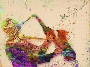 Saxophone by Mark Ashkenazi