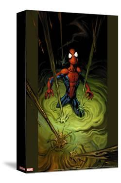 Ultimate Spider-Man No.79 Cover: Spider-Man by Mark Bagley