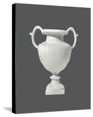 Antique Urn - Slate by Mark Chandon