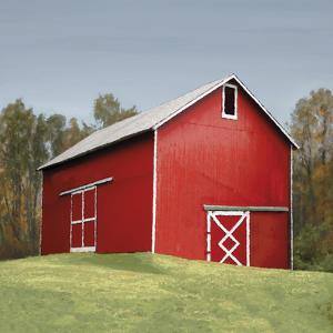 Barn Grand - Harvest by Mark Chandon