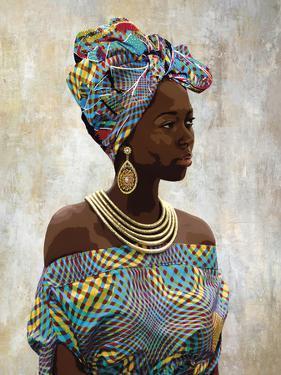 Chic Portrait - Asha by Mark Chandon