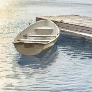 Coastal Retreat - Float by Mark Chandon