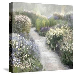 Floral Path - Stroll by Mark Chandon