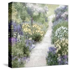 Floral Path - Walk by Mark Chandon